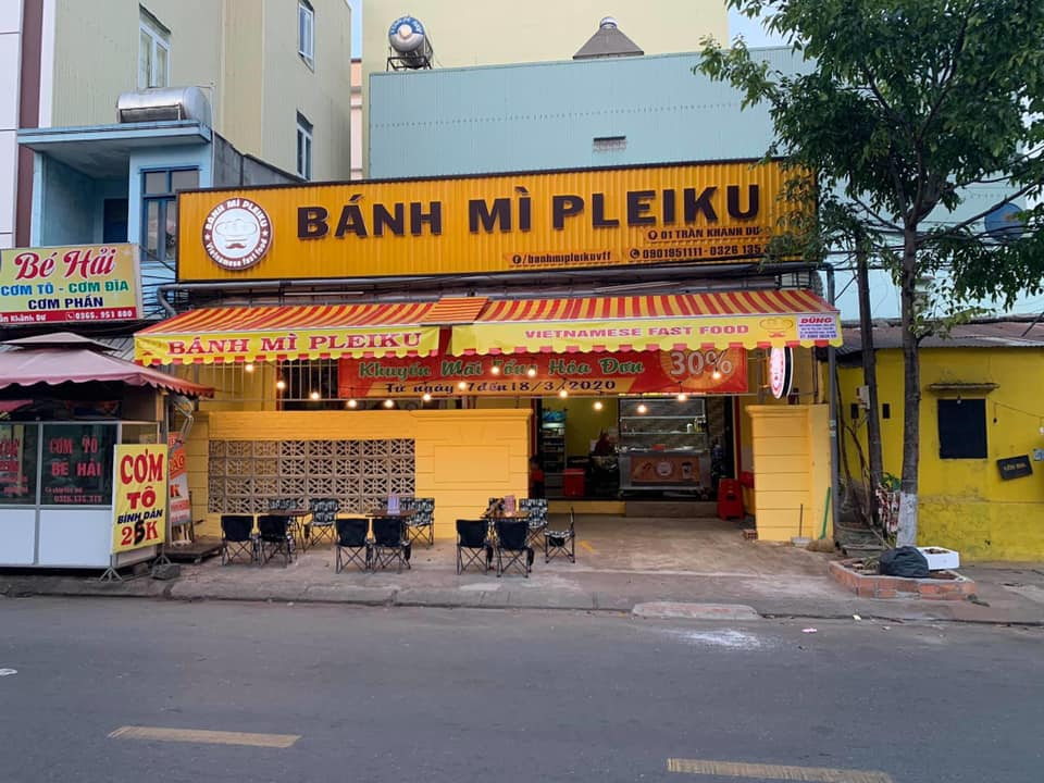 Bánh Mì Pleiku