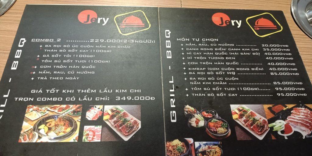 Jery Bee House (Nhà hàng Lẩu Băng Chuyền)