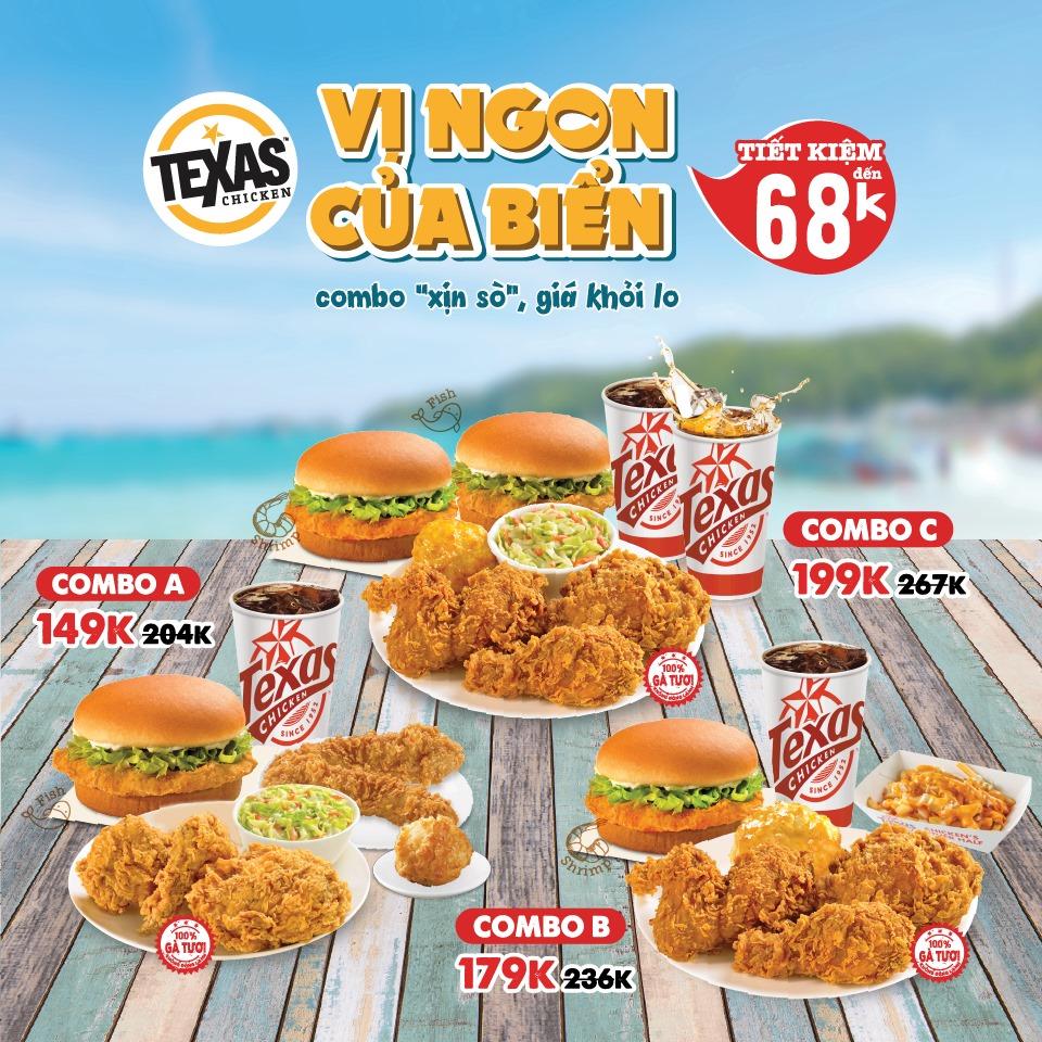 Texas Chicken - Hùng Vương