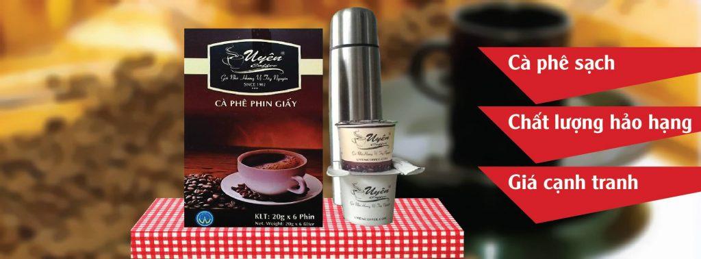 Uyên Coffee - Thống Nhất