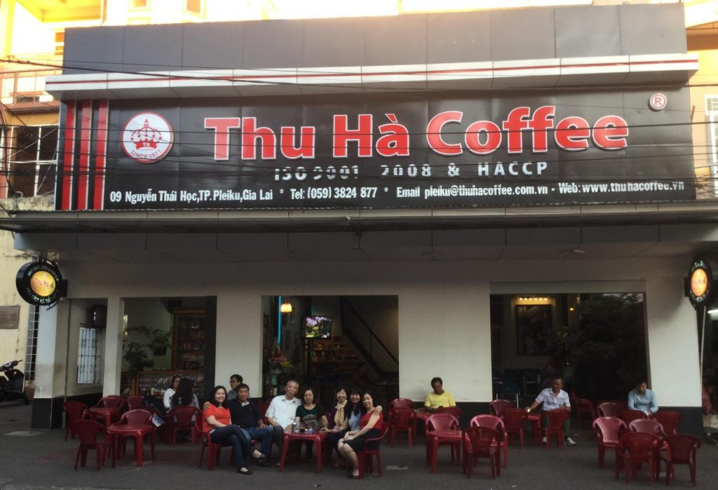Thu Hà Coffee