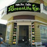 Green Life - Coffee and Milk Tea