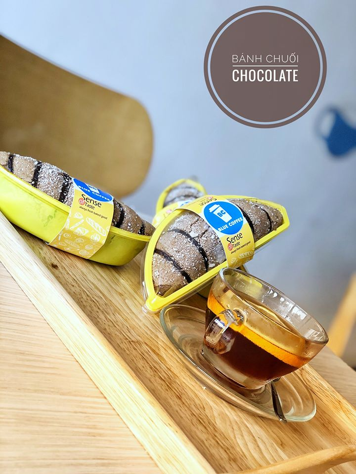 Blue Coffee & Tea