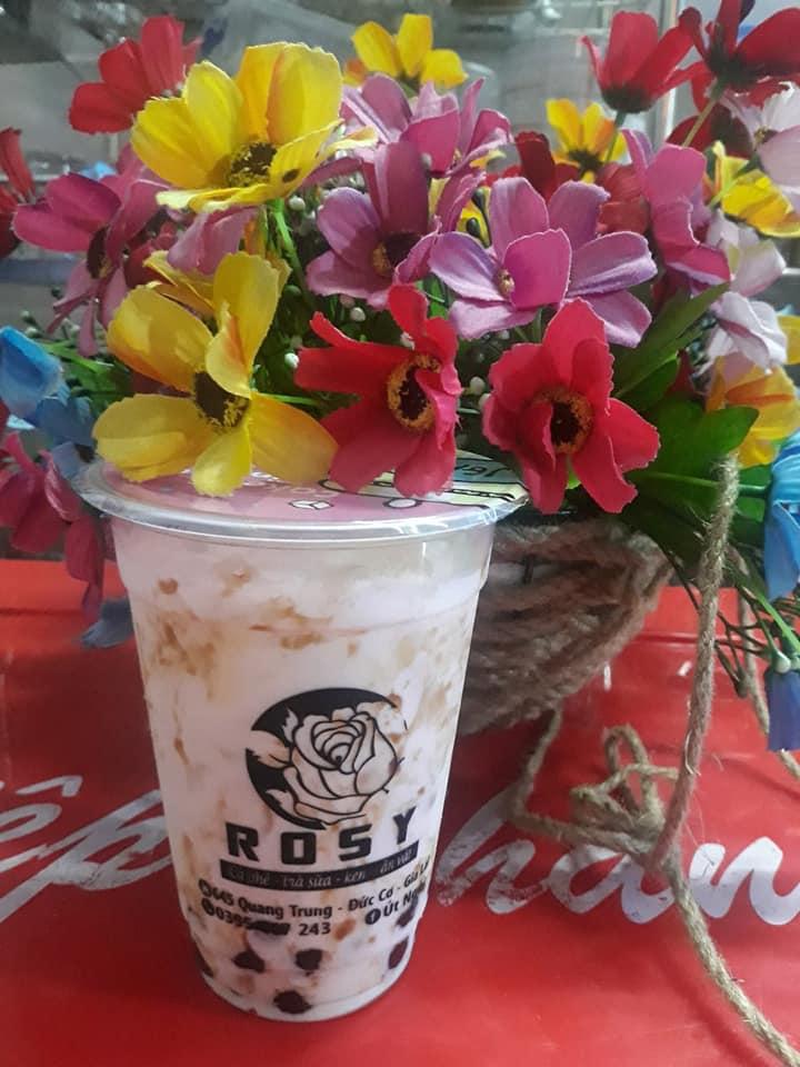 Rosy Coffee Ăn Vặt - Trà Sửa