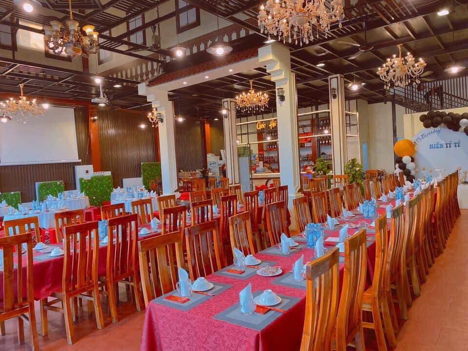Nhà Hàng Góc Hà Nội