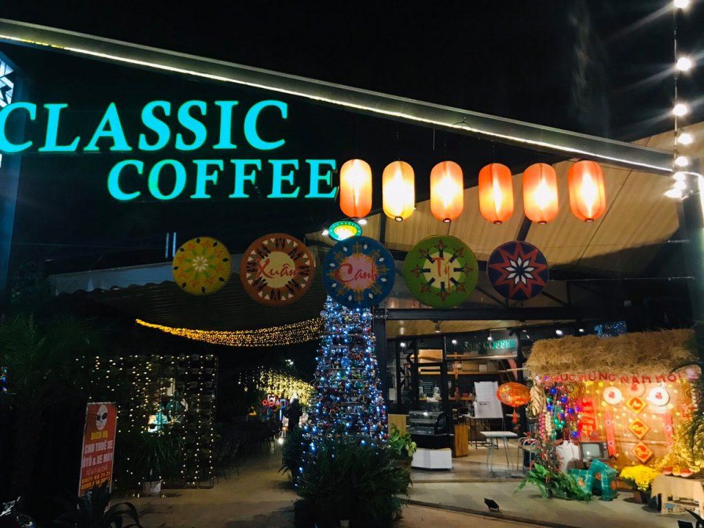 CLASSIC COFFEE GIA LAI