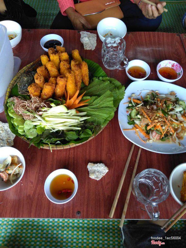 Gà Nướng Cơm Lam Hương Đồng