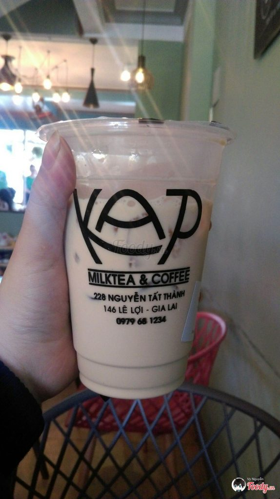 KAP Milk Tea & Coffee