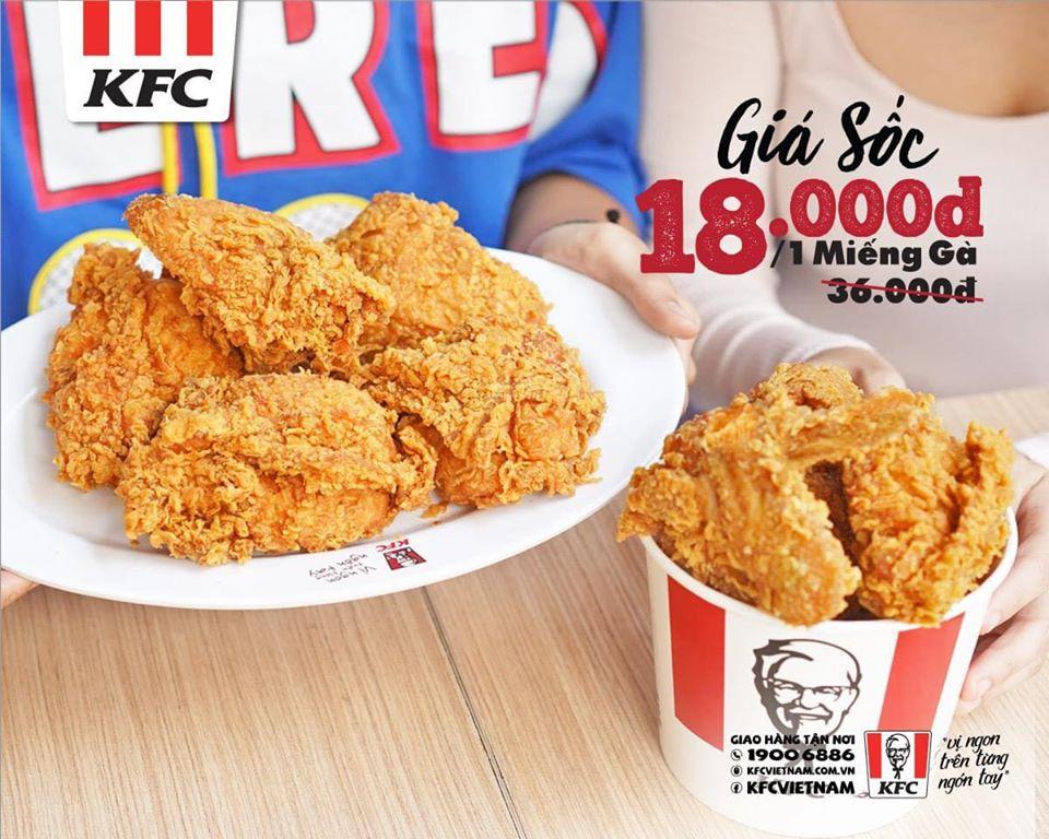 KFC Pleiku - Gia Lai