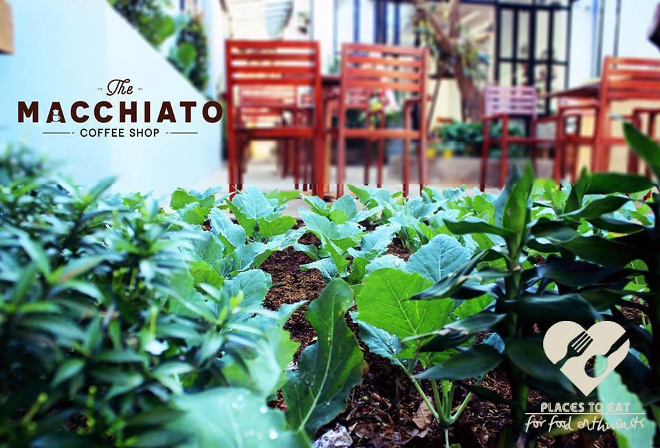 The Macchiato Coffee
