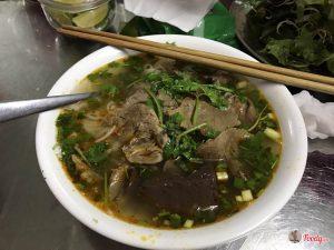 Bún Bò Huế Bà Dinh
