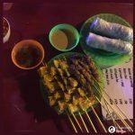 Lụi - Bánh Cuốn & Bún Thịt Nướng Chợ Đêm