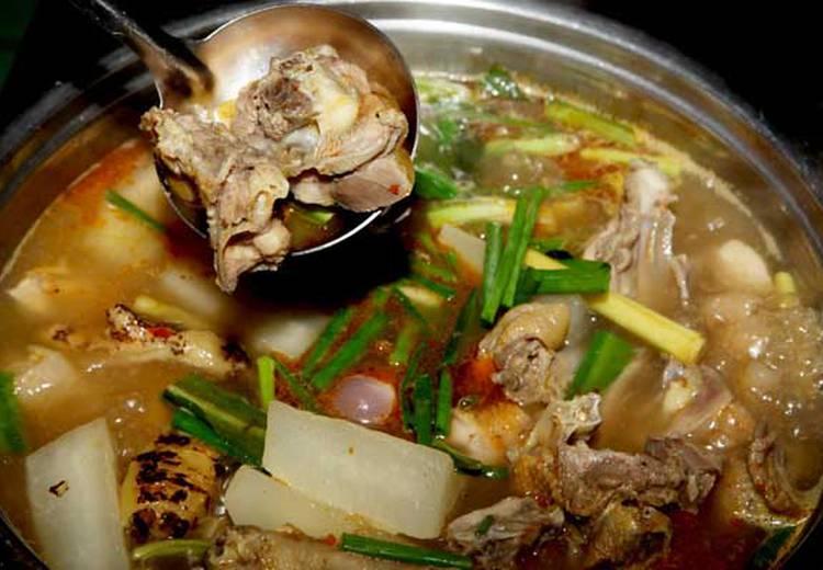 Bò Kho Ông Keo