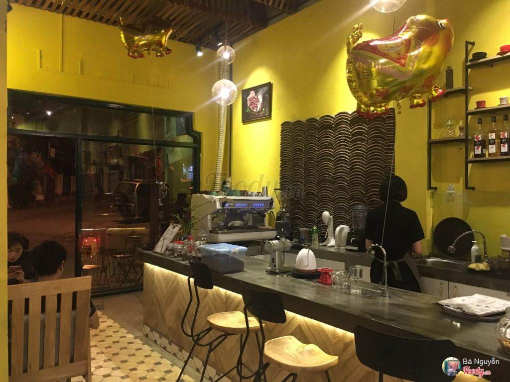 Soho Coffee - Nguyễn Đình Chiểu