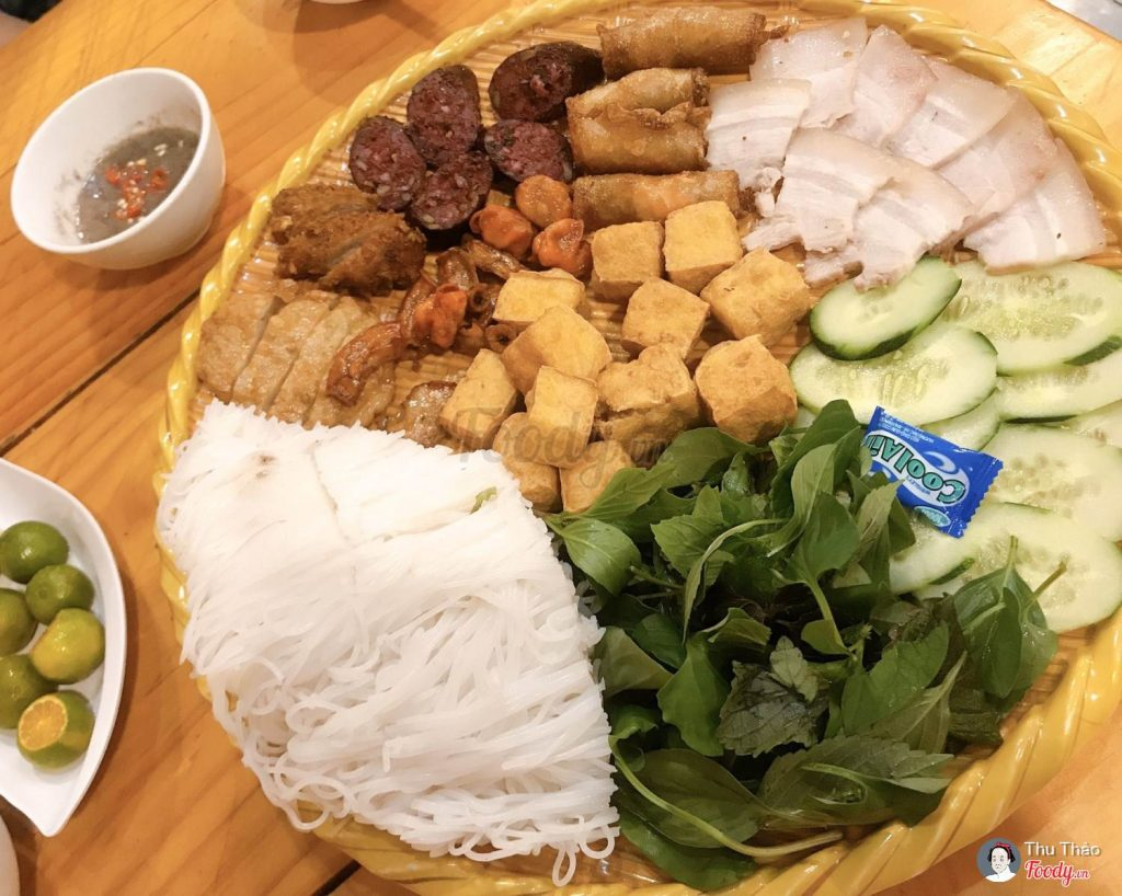 Tờ Rí - Bún Đậu Mắm Tôm & Bánh Ướt Ban Mê - Phan Đình Phùng